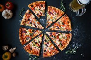 que faire avec une pate a pizza toute prete