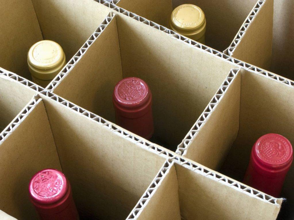 Comment envoyer du vin sans casse ?