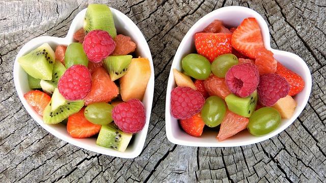 Peut on melanger les fruits dans une corbeille