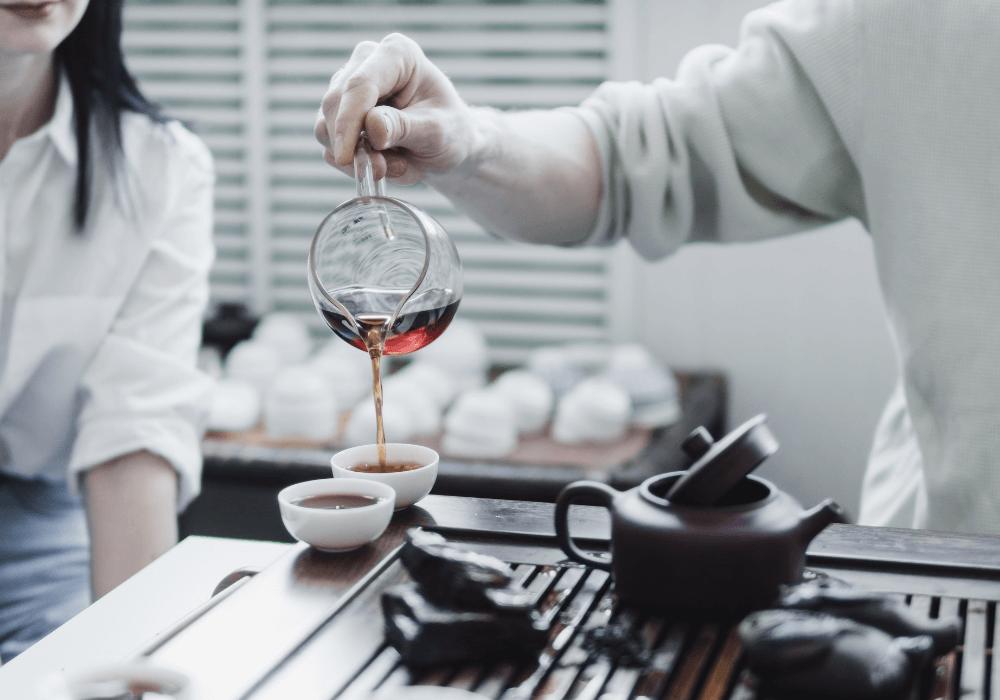 thé puerh ou café ?