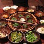 La cuisine bouddhiste